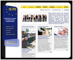 IERI – Instituo Europeo de Relaciones Industriales